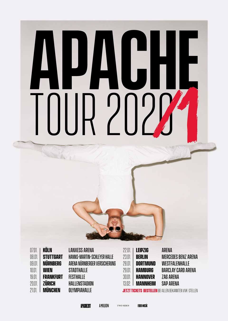 Apache 207 A Million Live GmbH