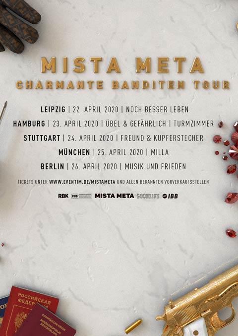 Mista Meta   A Million Live GmbH
