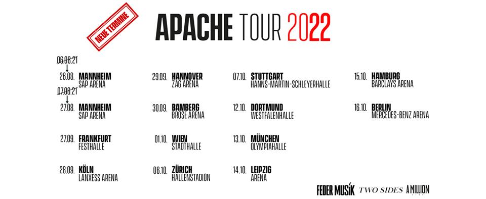 Apache A Million Live GmbH